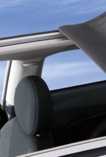 Sunroof Hollandia 400